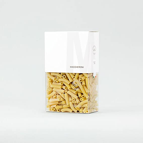 Mancini Pasta Factory - Maccheroni 1000 g box - 10 Pieces