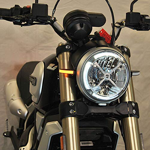 Ducati Scrambler 1100 Front Turn Signals New Rage Cycles 5559073859