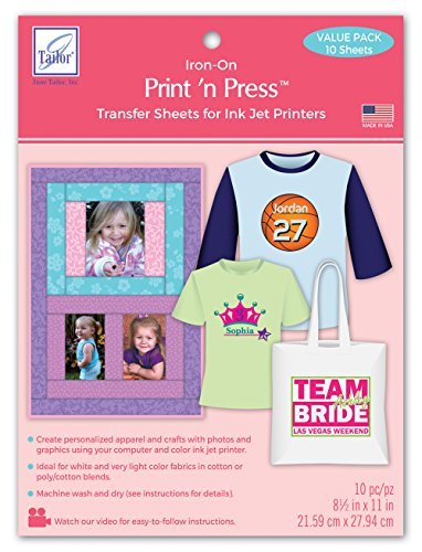 June Tailor JT-909 Print 'n Press (10 Pack)