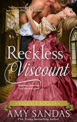 Reckless Viscount (Regency Rogues Book 2)