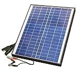 Nature Power 20-Watt Polycrystalline 12-Volt Solar Battery Charger
