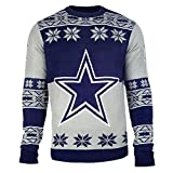 Klew Ugly Sweater Dallas Cowboys, Small