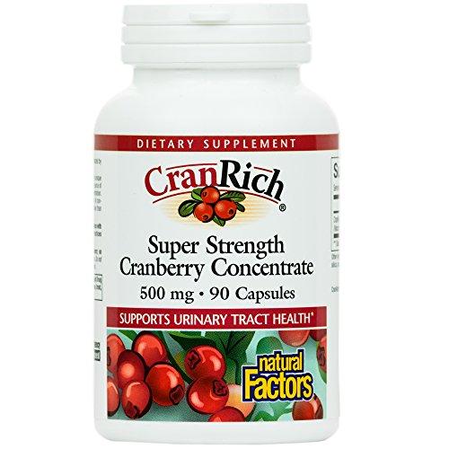 Natural Factors CranRich Cranberry Concentrate product image