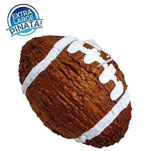Pinatas Large 3D Football Pinata
