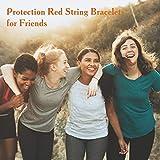 Shonyin Red Bracelet for Protection Good Luck 7