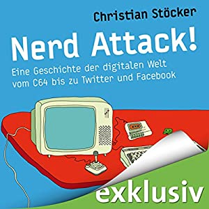 Nerd Attack! Audiobook