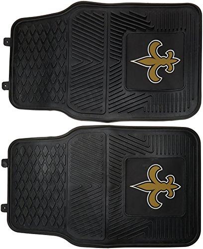 New Orleans Saints Car Mats - 9