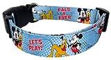 Disney 58DCLR-3 Mickey Mouse Dog Collar