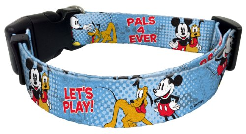 Disney 58DCLR-3 Mickey Mouse Dog Collar