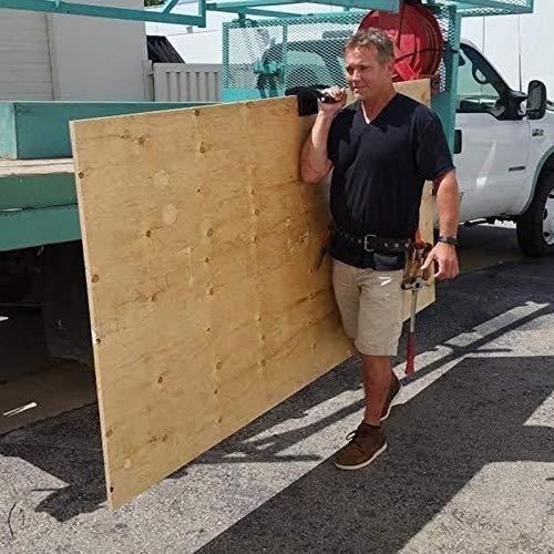 ANJUYA Labor-saving Easy Gorilla Gripper Panel Handy Plywood Carrier Grip Board