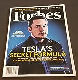 Forbes September 7, 2015 Elon Musk Tesla's Secret Formula