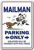 Amazon Com Tank Parking Sign Novelty Gift Funny Apc
