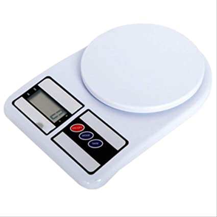 5 Kg Digital Kitchen LCD Electronic Household Food Cooking Scales Weighing New