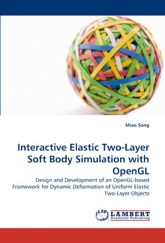 Interactive Elastic Two-Layer Soft Body Simulation with OpenGL by Song Miao