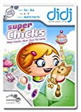 : LeapFrog  Didj Custom Learning Game Super Chicks!