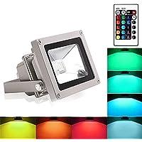 Citra Flood Light 10w Multi Colour RBG with Remote Control