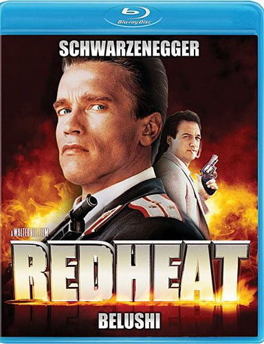 Red Heat [Blu-ray] - Ban Red