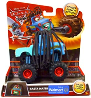 Amazon Com Disney Pixar Cars Toon I Screamer Monster Truck Toys