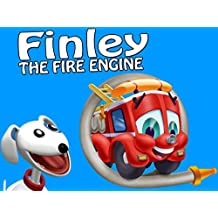 Finley the Fire Engine, Volume 1