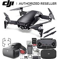 DJI Mavic Air Drone Quadcopter (Onyx Black) + DJI Goggles FPV Headset (Racing Edition) VR FPV POV Experience Starters Bundle