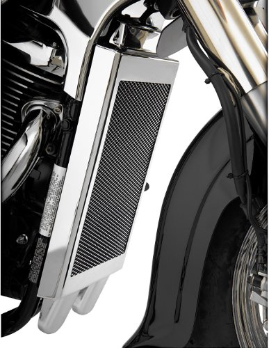 Show Chrome Mesh Radiator (Show Chrome Accessories 55-302 Mesh Radiator Grille)