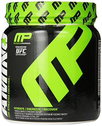 Muscle Pharm Amino 1 Hydration & Recovery Supplement, Fruit Punch, 0.94 Pound
