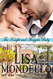 The Knight and Maggie's Baby: a contemporary romance (Fate with a Helping Hand Book 3)