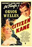 Citizen Kane 27 x 40 Movie Poster - Style A Poster Print, 27x40