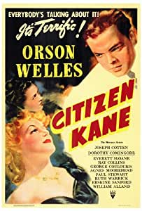 Citizen Kane - Movie Poster - 27 x 40