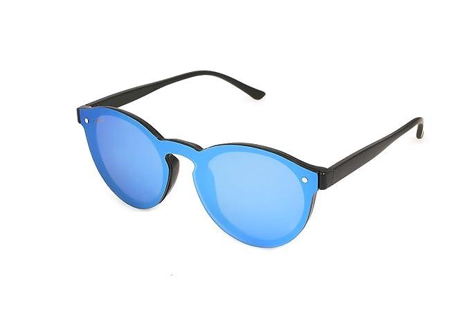 Gafas de sol CARMA modelo CRYSTAL NEW BLUE todo cristal ...