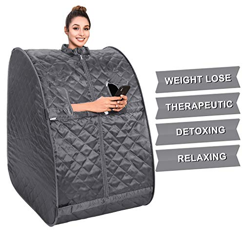 OppsDecor Portable Steam Sauna