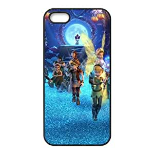 iPhone 5 5s Cell Phone Case Black Tinker Bell and the Lost Treasure M2357731