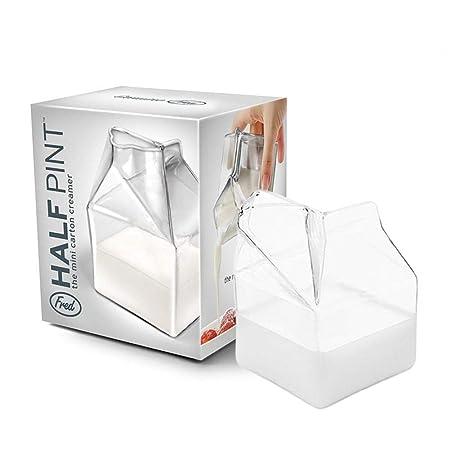 Recipiente para crema de leche de cartón de vidrio - 300 ml taza ...