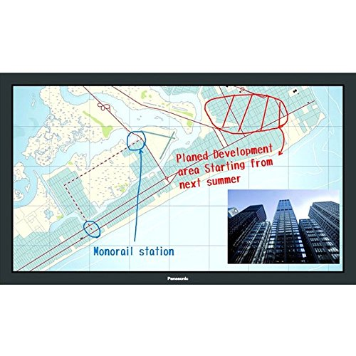 80INCH MULTI TOUCH SCREEN LCD DISPLAY
