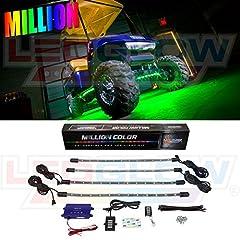 4pc Million Color LED