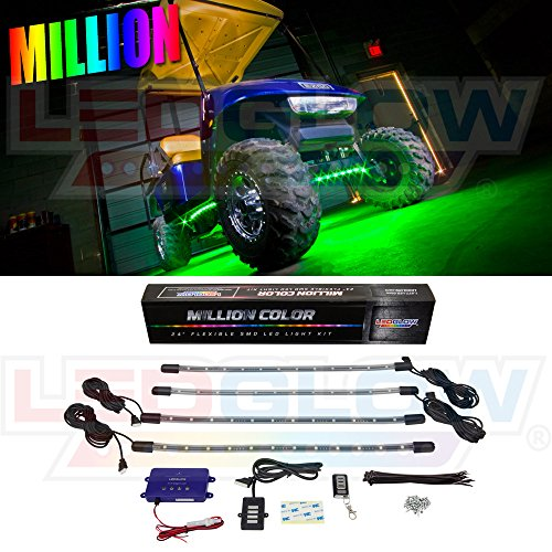 Million Color Led Golf Cart Underbody Lights