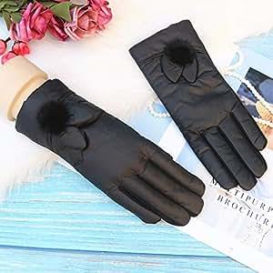Amazon.com : Q_STZP Gloves Glove Mitten Winter Warm Gloves
