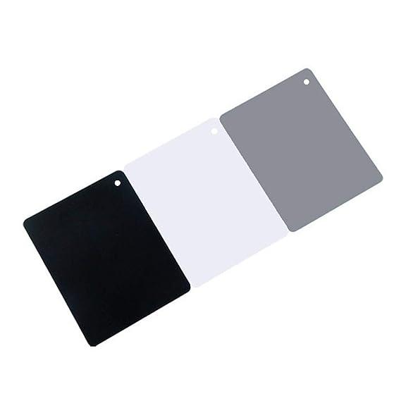 Amazon.com: Tarjeta de balance blanco, tarjeta gris medio ...
