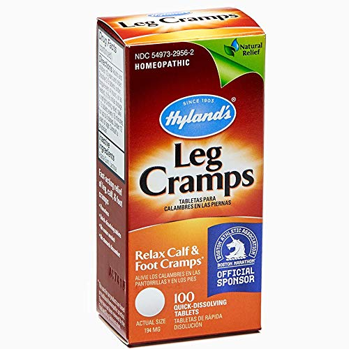 Hyland's Standard Homeopathics Leg Cramps Combination Medicines by Hyland's Homeopathic