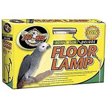 Amazon Com Zoo Med 24975 Avian Sun 5 0 Uvb Compact