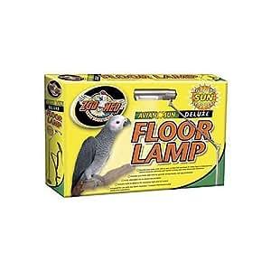 Amazon Com Avian Adjustable Floor Lamp For Bird Pet