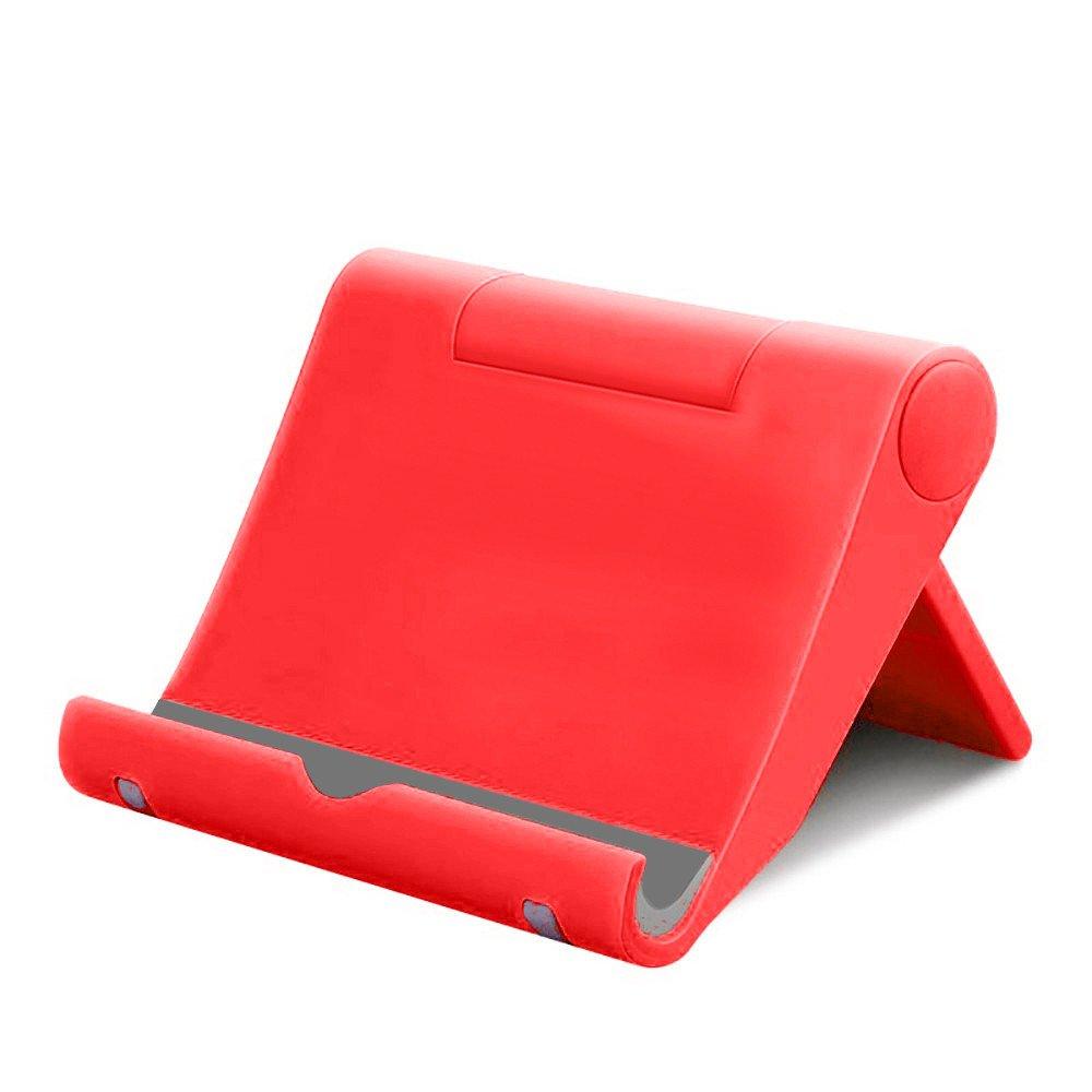 2019 ファッション Charberry ユニバーサルベッドデスクマウントクレードルホルダースタンド 携帯電話 iPadテーブル用 free ピンク B07PRQ89FL ピンク