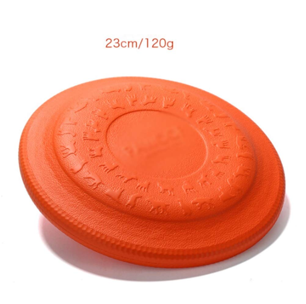orangeL Sport Disc, 80% Lighter Than Standard Flying Discs, for Outdoors Beach Backyard Sports Play Discs, colors May Vary,orangeL