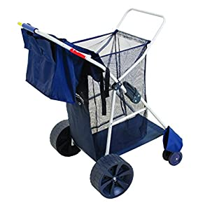 wonder wheeler deluxe all terrain cart