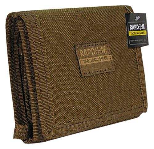 RAPDOM Tactical Wallet, Coyote ()