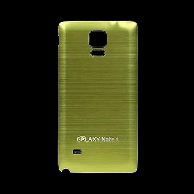 Generic aluminio cepillado tapa trasera para Samsung Galaxy ...