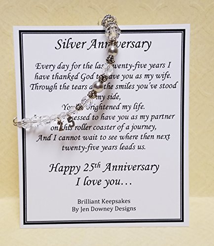 25th Wedding Anniversary Gifts Jewelry : 25th Wedding Anniversary Gift for Wife Jewelry Store