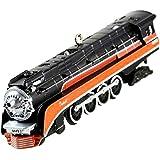 1 X 2003 Hallmark Ornament 4449 Daylight Steam Locomotive # 8 in Series