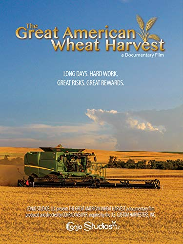 (The Great American Wheat Harvest)