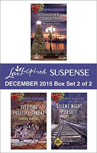 book cover of Love Inspired Suspense December 2015 - Box Set 2 of 2